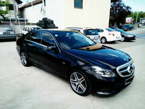Mercedes E 220 CDI,E220 facelift,očuvan,registrovan