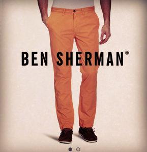 "PANTALONE MUŠKE ""Ben Sherman"" br: 32"