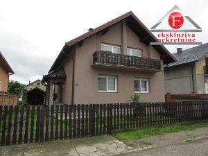 Kuća na sprat površine 82 m2 u osnovi ID 2865/NL