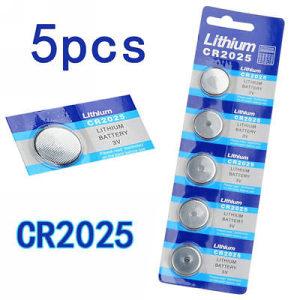 Baterije CR2025 3V