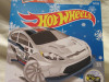 Hot Wheels / 12 Ford Fiesta
