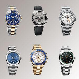 Rolex, Ap, Breitling, Omega, IWC, Panerai, Patek
