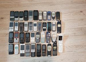 Mobilni telefoni na tipke/klizni/preklop od 20do100.KM