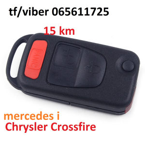 Oklop kljuca merceses i chrysler crossfire