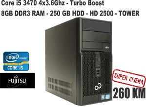 Računar i5 3470 3.4GHz/8GB DDR3/TOWER
