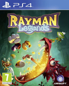 Rayman Legends - AKCIJA Primarni profil