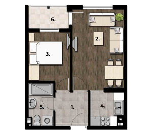 Stan 36m2 Banja Luka prodaja stanova novogradnja