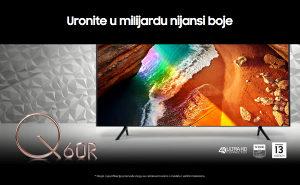 "Samsung 75Q60R 75"" QLED Q60R 4K TV QE75Q60RATXXH Smart"