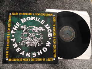 The Mobile Mob Freakshow - LP