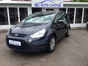 Ford S-Max 2.0TDci 103kw 2010g