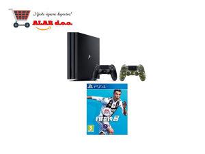 Konzola Playstation 4 PRO 1TB   Dualshock 4 kontroler