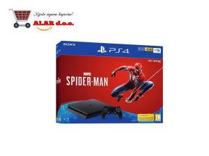 Playstation 4 1TB Slim F chassis   Marvels Spiderman