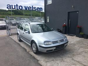 VW GOLF 1.6 BENZIN  KLIMA 061615483