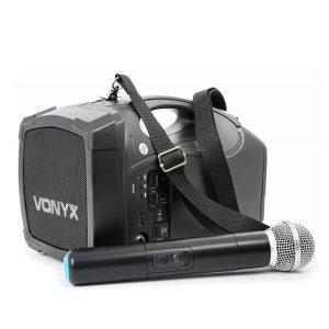 RAZGLAS VONYX ST010 PERSONAL PA WIRELESS SYSTEM 178.869