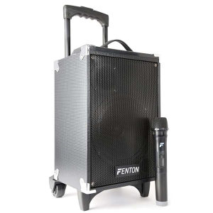 RAZGLAS FENTON ST050 8″ BT/MP3/USB/SD/VHF 170.050