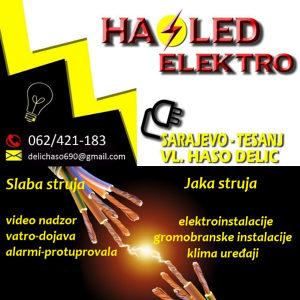 Sve vrste elektorinstalacija elektricar serviser
