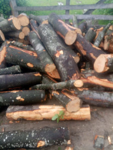 Ogrevno drvo bukva pod i druge artikle sa prevozom