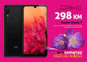 Xiaomi Redmi 7 - 6,26 incha|3GB+32GB|12+2 mpx|4000 mAh