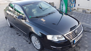 VW Passat b6 4motion