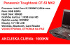 Panasonic Toughbook CF53 MK2 Core i5 3rd gen.