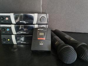 Mikrofoni AKG SR4000 c5900 vokalni i instrumentalni