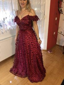 Svecana duga haljina