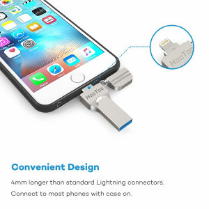 HooToo iPhone Lightning Flash Drive 64GB USB 3.0