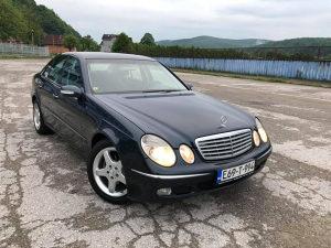 Mercedes w211 e220 elegance 2005model