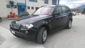 BMW X3 3.0 DIZEL 2007 Godina
