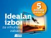 Philips UltraHD TV >>> GARANCIJA 5 GODINA, 4K akcija