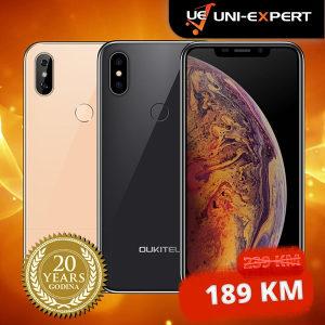 Oukitel Smartphone C13 Pro Black/Gold