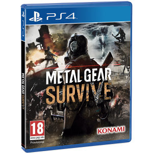Metal Gear Survive (PlayStation 4 PS4)