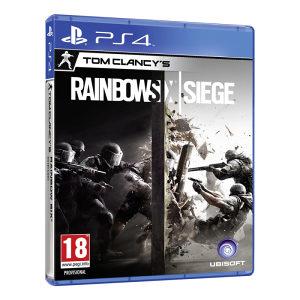 Tom Clancy's Rainbow Six Siege (PlayStation 4 PS4)