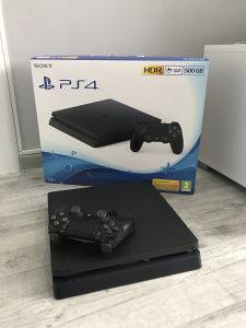 PS4 Slim PlayStation 4 500HDD Kao novo!