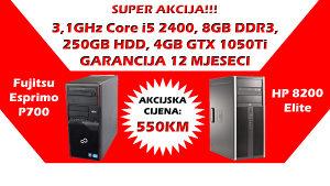 GAMING RAČUNAR Core i5 GTX 1050Ti