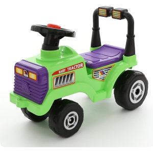 POLESIE Traktor/dzip/auto guralica za djecu