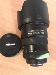 Nikon DX objektiv 17-55mm f2.8