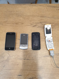Telefoni mobilni Iphone LG Samsung Nokia