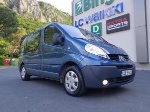 Renault Trafic 2.0 Cdti FACELIFT 9 SICEVA KLIMA TEK REG