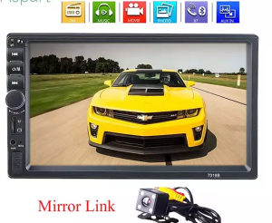 2 din Auto Radio USB MP3 MP4, VIDEO Bluetooth 2DIN