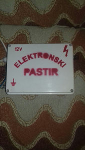 Pastir elektricni