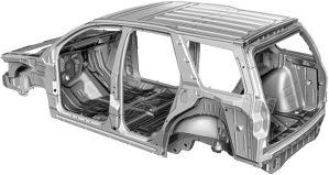 Karoserijski dijelovi - Audi (plastike,rasvjeta,stakla)