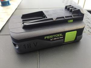 Festol baterija Nova 3,1 ah