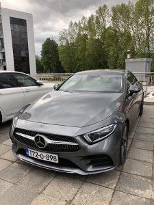 Mercedes-Benz CLS 400d AMG 4matic