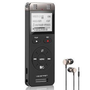 YEMENREN R9 Voice Recorder, diktafon 8GB
