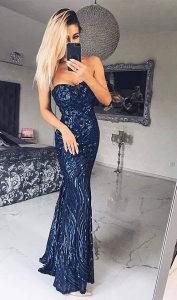 haljina svecana duga