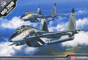 Maketa Mig-29 UB Fulcrum B 1/48 mjerilo