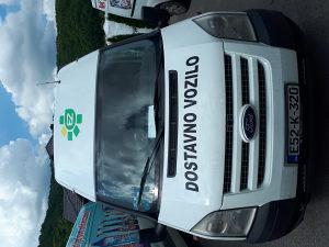 Ford Transit furgon dupli točkovi - 2012