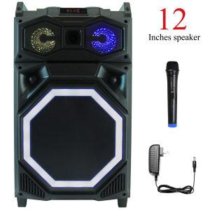 Bluetooth karaoke zvucnik i mikrofon LT-12A