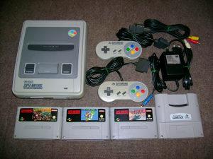 Super Nintendo SNES 1Chip